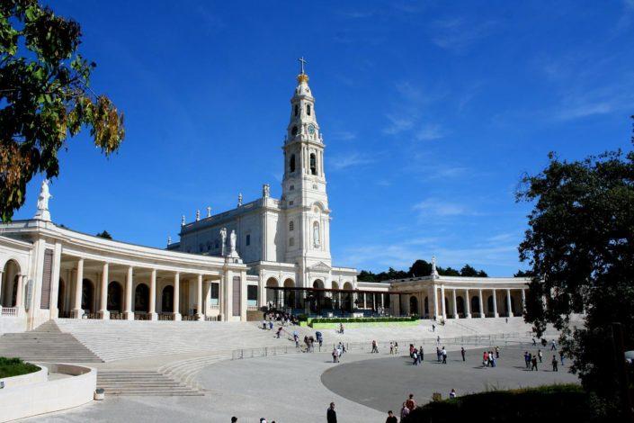 Санктуарий в Фатиме, Португалия